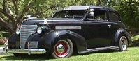 1939 Chevy Street Rod