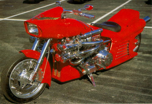 Click to ZOOM on Arlen Ness custom chopper motorcycle