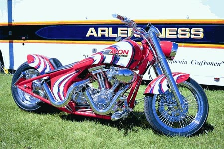 PHOTOS - Arlen Ness Choppers & Custom Motorcycles - PHOTOS