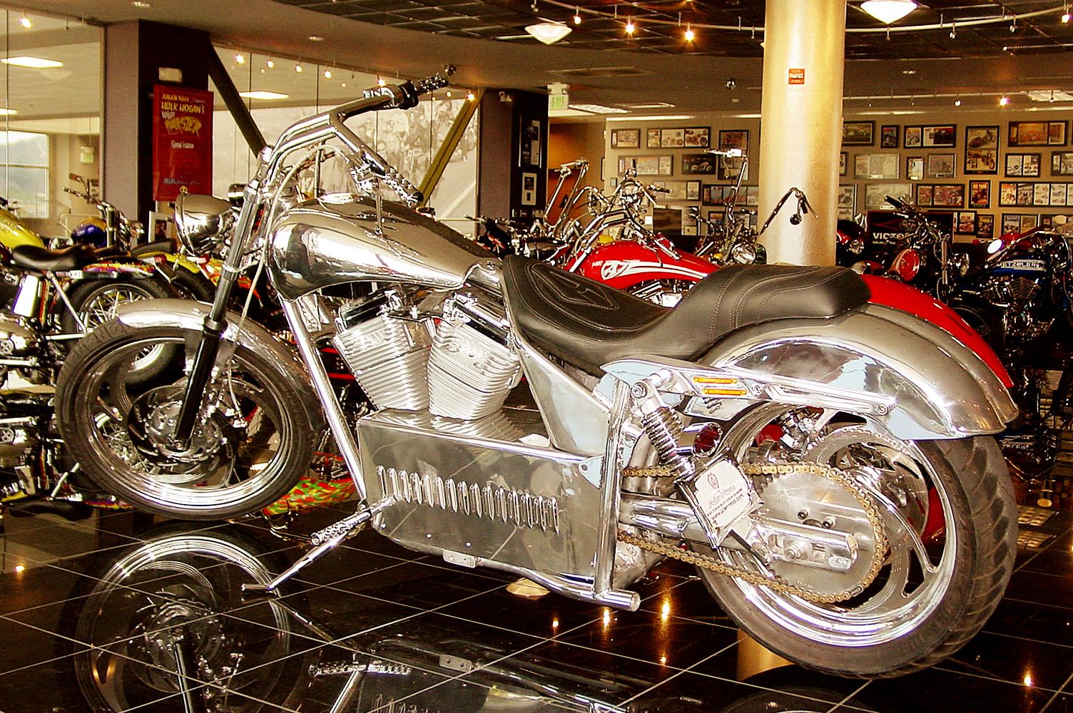 Arlen Ness Motorcycles