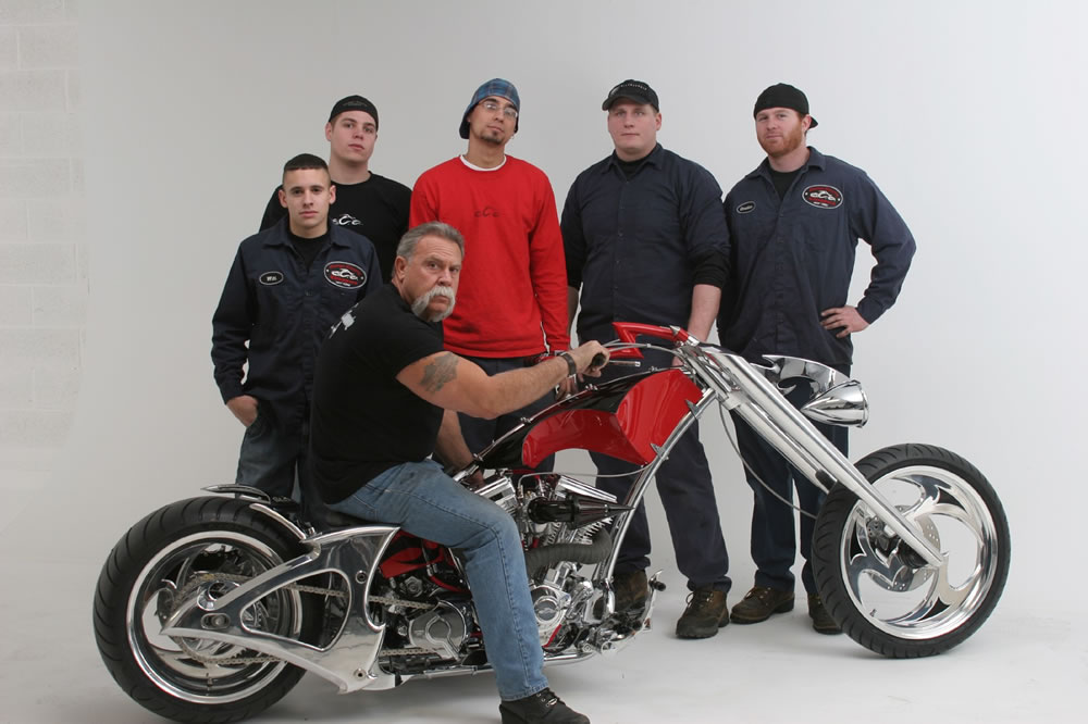 Photos orange county choppers customs photos