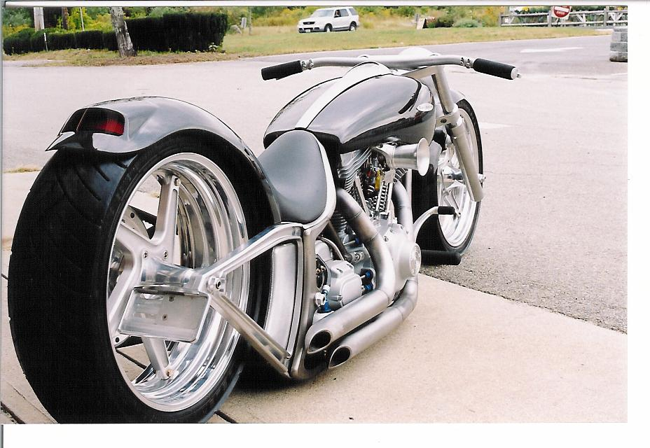 Click to ZOOM on Sansone Choppers custom motorcycles