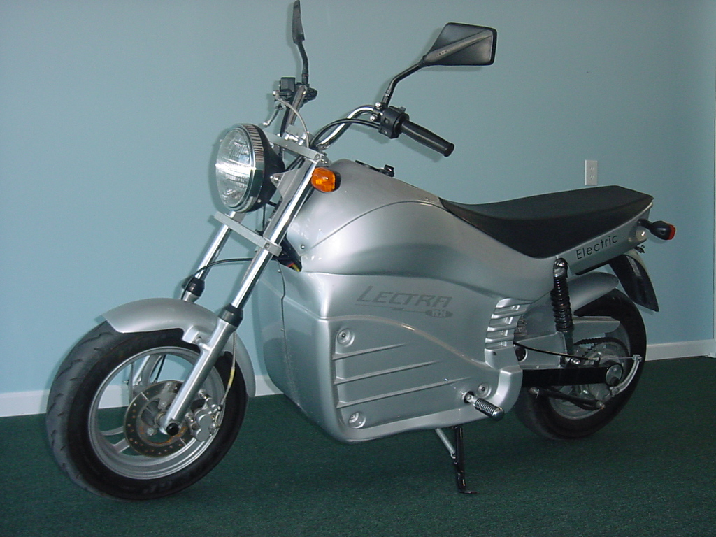 Click to see more concept electric cycles & photos
