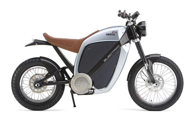 Click to see more Brammo Enertia electric motorcycle info & photos