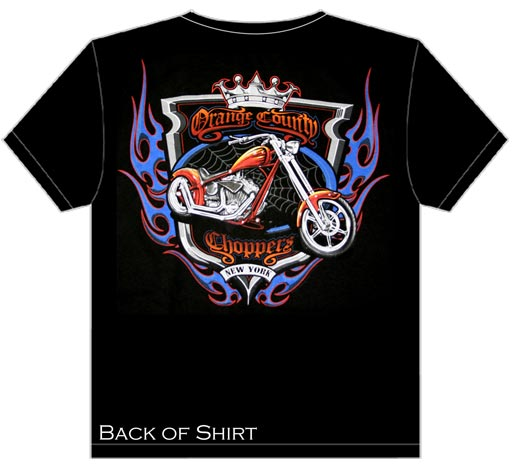 Motorcycle Tee-Shirts for men, women, boys, girls, kids, businesses, and professionals