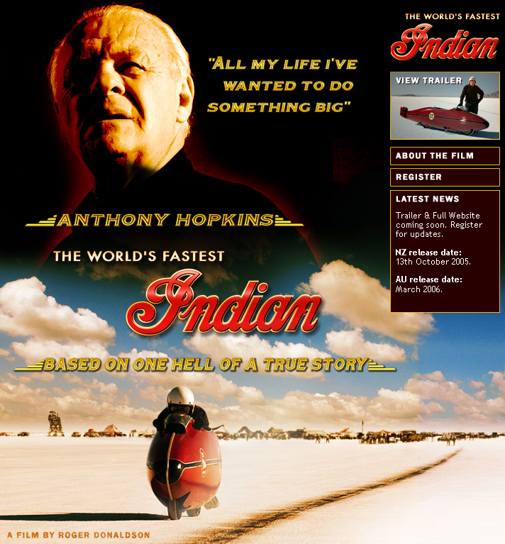 Zoom on Indian Motorcycle picture
