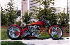Click to ZOOM custom chopper motorcycles