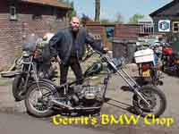 Click to Zoom on BMW Choppers and BMW Motorcycles