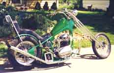 Click to Zoom on BSA Choppers and BSA Motorcycles