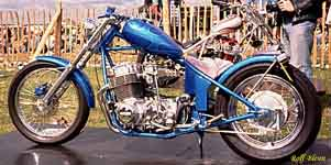 Click to Zoom on Honda Choppers and Honda Motorcycles