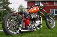 Click to Zoom on Triumph Choppers and Triumph Motorcycles