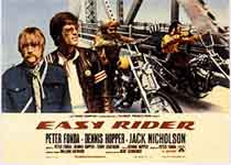 Click to Zoom on Easy Rider Motorcycle Poster