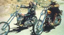 Click to Zoom on Easy Rider Motorcycle & Peter Fonda