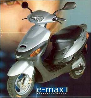 Electric Motor-Scooters and Motorcycles - Electric-Bikes.com