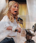 Click for Jessica Simpson & motorcycle