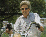 Click for John Kerry & motorcycle