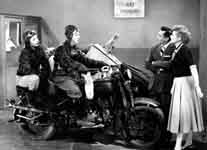 Click for Lucy & Desi motorcycle