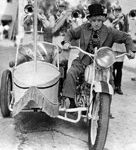 Click for Marx Brothers & motorcycle