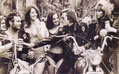 Click for Peter Fonda - (also see EASY RIDER - The movie - the photos)