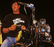 Click for Sylvester Stallone & motorcycle