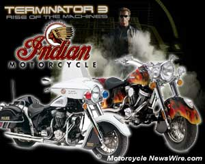 What Model Indian Terminator Movie Indian Motorcycle Forum