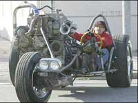 Zoom for Peterbilt Truck Trike
